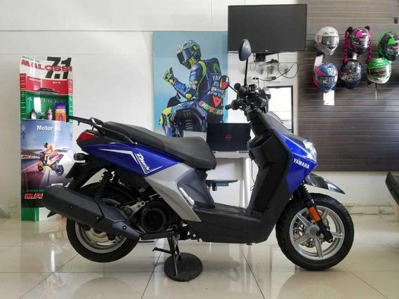 Yamaha Bws 125 X Fi 2018