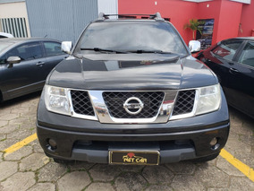 Nissan Frontier 2.5 Le 4x4 Cd Turbo Eletronic Diesel 4p