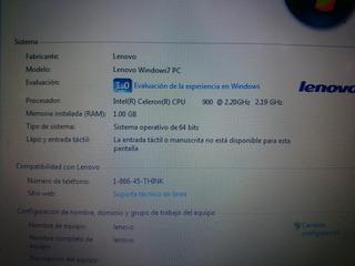 Laptop Lenovo G550 Mod 2958 Para Partes