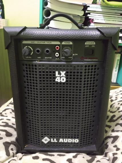 Caixa De Som Ll Audio Lx 40 - Multiuso
