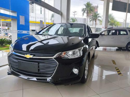 Imagem 1 de 6 de  Chevrolet Onix Plus 1.0 Ltz Turbo (flex) (aut)