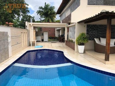 Casa No Poço, Ligue:(81)9.9161.5269 Whatsapp - Ca0227
