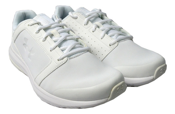Tenis Under Armour Niño Blanco Gs Unlmited Ufm 3021156100
