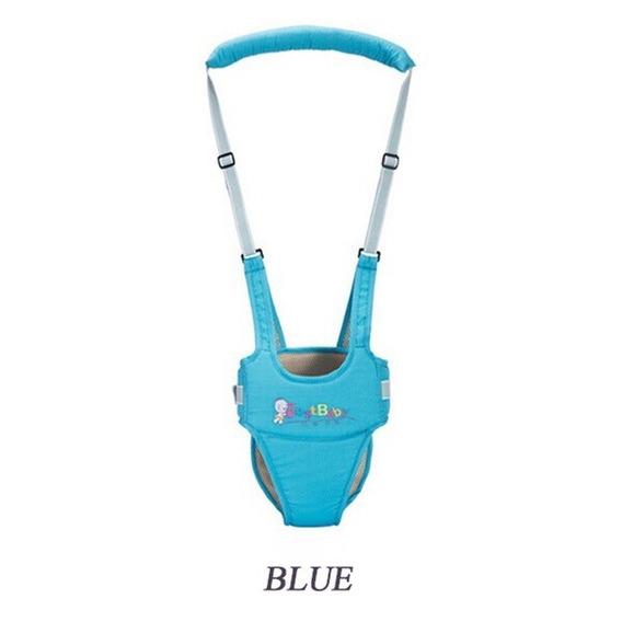Assistente De Caminhada Para Bebe Azul