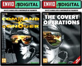 Command & Conquer 95 Gold Edition - Pc - Envio Digital