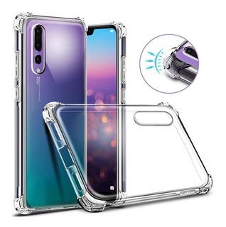 Mica + Funda Contra Golpes Huawei Mate 20 Nova P20 P30 Y7 Y9