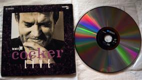 Joe Cocker Best Of Live Laserdisc Ld