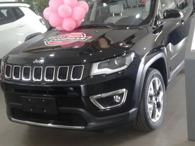 Jeep Compass 2.0 Limited Flex Aut. 5p