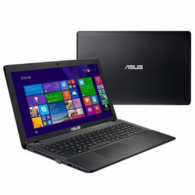 Notebook Asus X552e Dual Core 6gb 500gb Windows 15,6