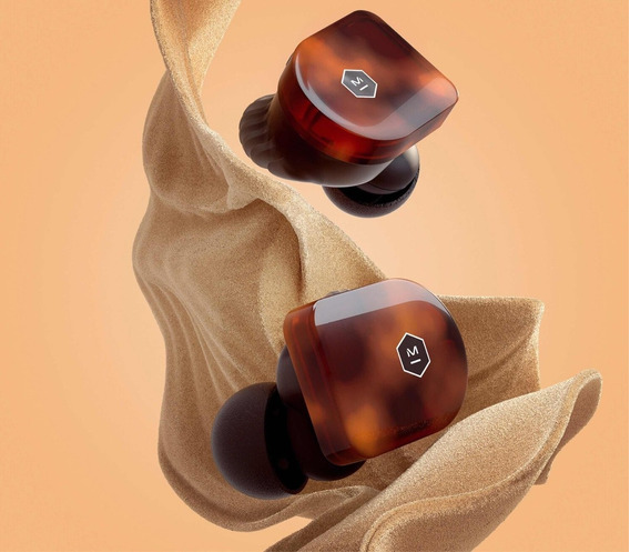 Master & Dynamic Mw07 True Wireless Earphones Bluetooth