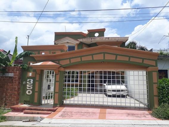 Se Renta Casa En La Colonia José Castillo Tielmans