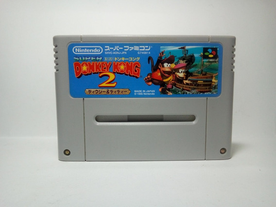 D216 Donkey Kong Country 2