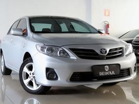 Toyota Corolla Gli 1.8 Flex Automático 2012/2013