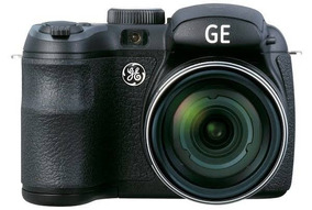 Câmera Digital Ge X500