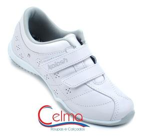 e8e60002f2aaf Sapato Branco Enfermagem Feminino Kolosh - Calçados, Roupas e Bolsas ...