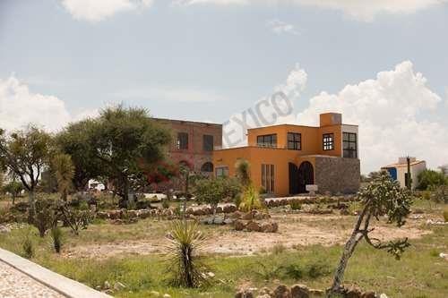 Rancho Santa Lucía Propiedad En Venta Tipo Hacienda Ideal Para Eventos Sociales, Condominio Residencial O Desarrollo Privado.