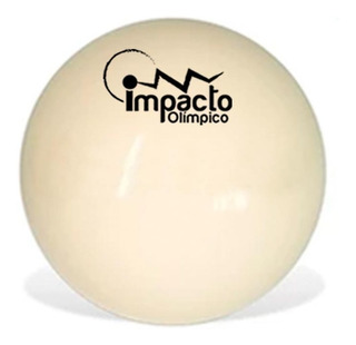 Bola Blanca De Pool