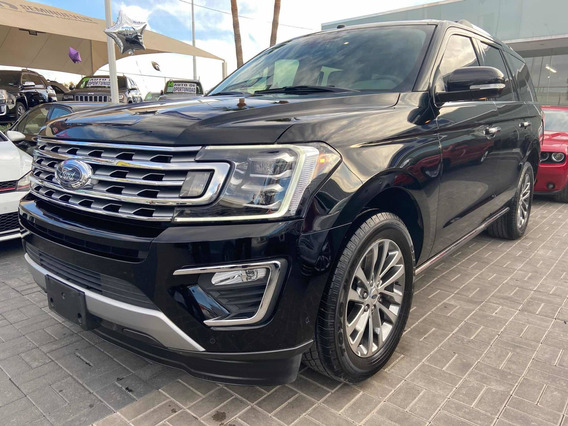Ford Expedition 3.5 Limited Max 4x2 At 2018
