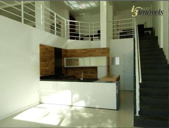 Aluguel Sala Comercial Térrea 150 M² Itajaí São Judas - Sa0156