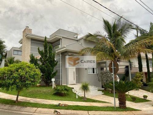 Casa Com 4 Dormitórios À Venda, 343 M² Por R$ 3.000.000,00 - Swiss Park - Campinas/sp - Ca3127