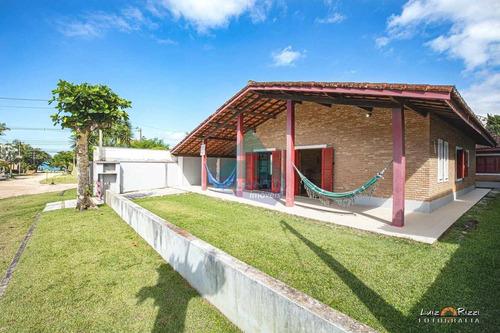 Imagem 1 de 15 de Casa Para Venda Em Ubatuba, Condomínio Lagoinha, 5 Dormitórios, 3 Banheiros, 4 Vagas - 1416_2-1212111