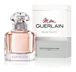 Perfume Importado Mujer Mon Guerlain Edt X 50ml