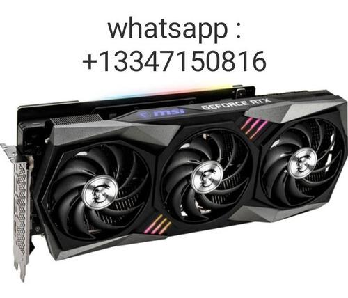 Imagen 1 de 1 de Nueva Msigeforce Rtx 3080 Gaming X Trio 10g Graphics Card