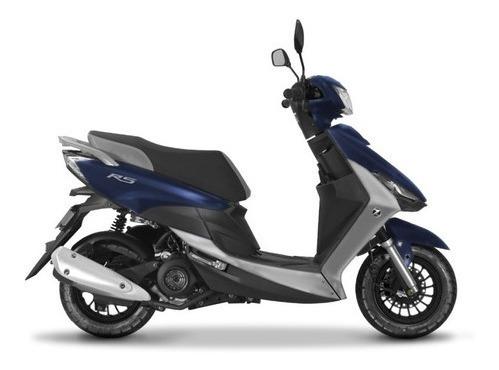 Zanella Scooter Styler 150 Rs Motozuni