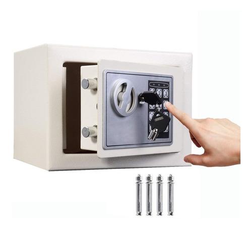 Imagen 1 de 6 de Caja Fuerte De Seguridad Digital Con Apertura Electrónica
