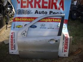 Porta Dianteira Esquerda  Fiat Palio Sapao So A Lata