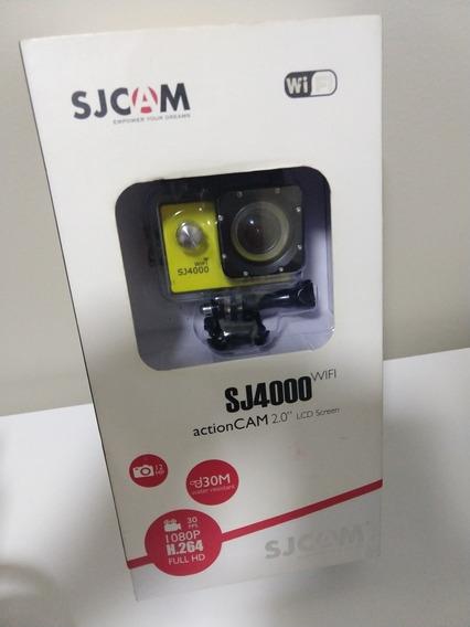 Câmera Sjcam 4000 Original