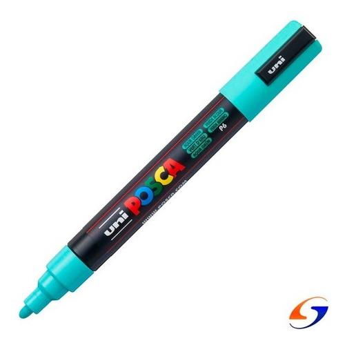 Marcador Uni Posca Medio 2.5mm. Pack X2 Serviciopapelero
