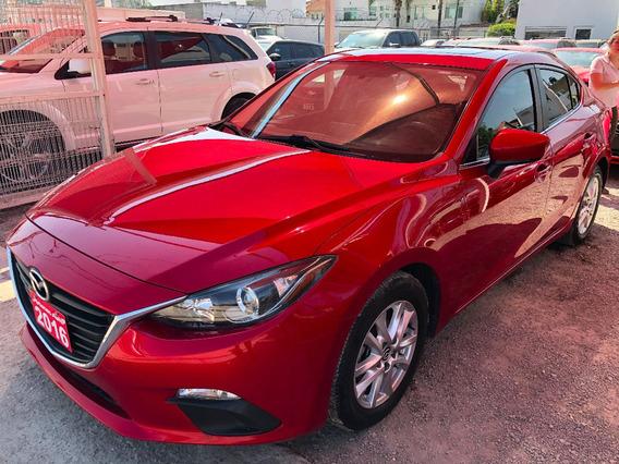 Mazda 3 I Touring Tm6 2016 Credito Recibo Auto Financiamient