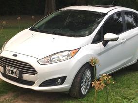 Ford Fiesta Kinetic Se Plus C/gnc