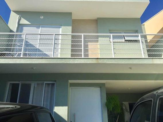Casa Em Condomínio Com 3 Suítes