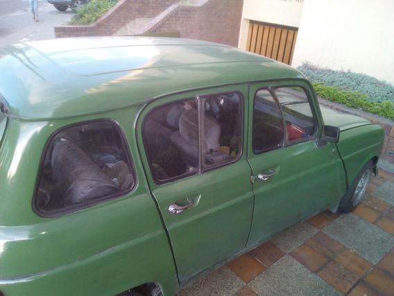 Renault R 4 Modelo 80