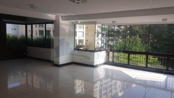 Apartamento Com 04 Dormitorios, Jardim Europa. Vista Para O Clube. - Em34518