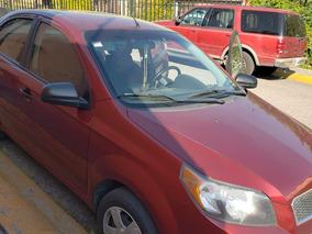 Chevrolet Aveo 1.6 B Ac Unico Dueño Factura Original
