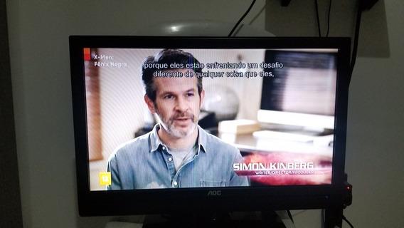 Tv Aoc Lcd 21.6
