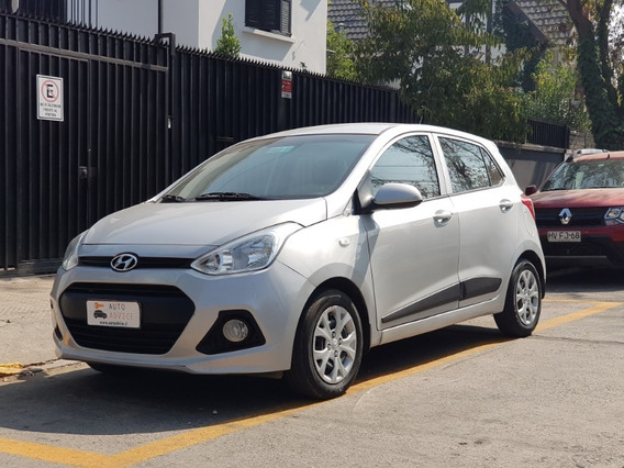Hyundai Grand I10 Gls 2016