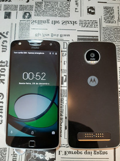 Motorola Moto Z Play 32gb Dual Chip Xt1635