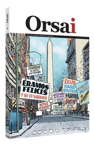 Imagen 1 de 1 de Nueva Revista Orsai Número 6