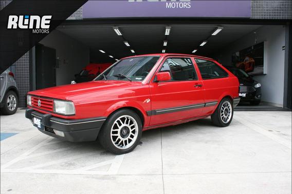 Vw Gol Star Turbo 1989 Injetado