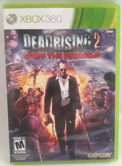 Mlpromoção - Deadrising 2 P/ Xbox 360