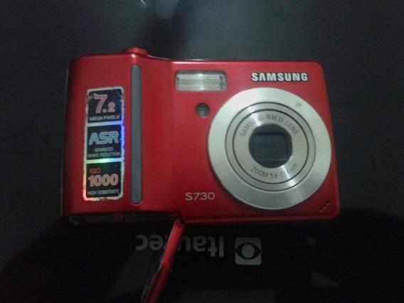 Câmera Samsung S730