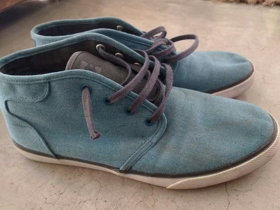 Zapatillas Dc Lona