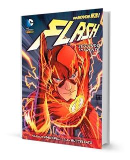Hq Flash Os Novos 52! Seguindo Em Frente Panini Capa Dura