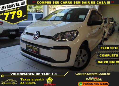 Imagem 1 de 14 de Volkswagen Up Take 1.0 Total Flex 12v 4p