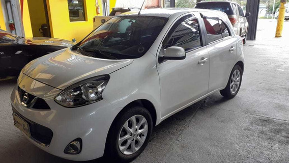 2015 Nissan March 1.6 Sv Completo