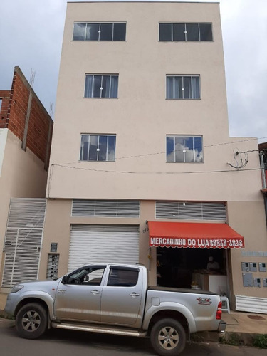 Apartamento 02 Quarto Bairro São Sebastião - 6343